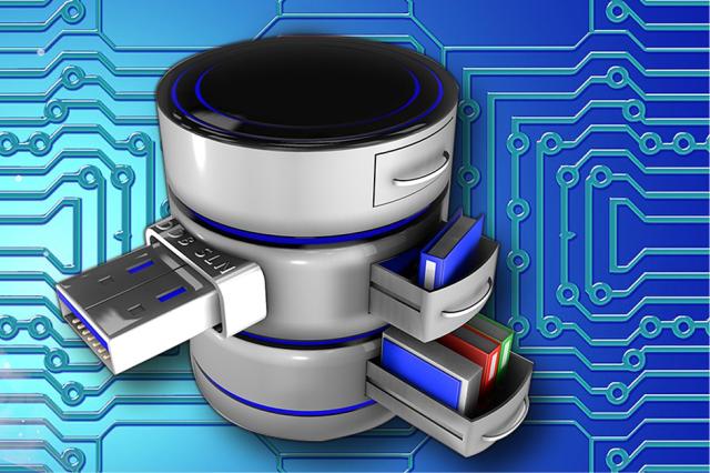 Import Export dati database